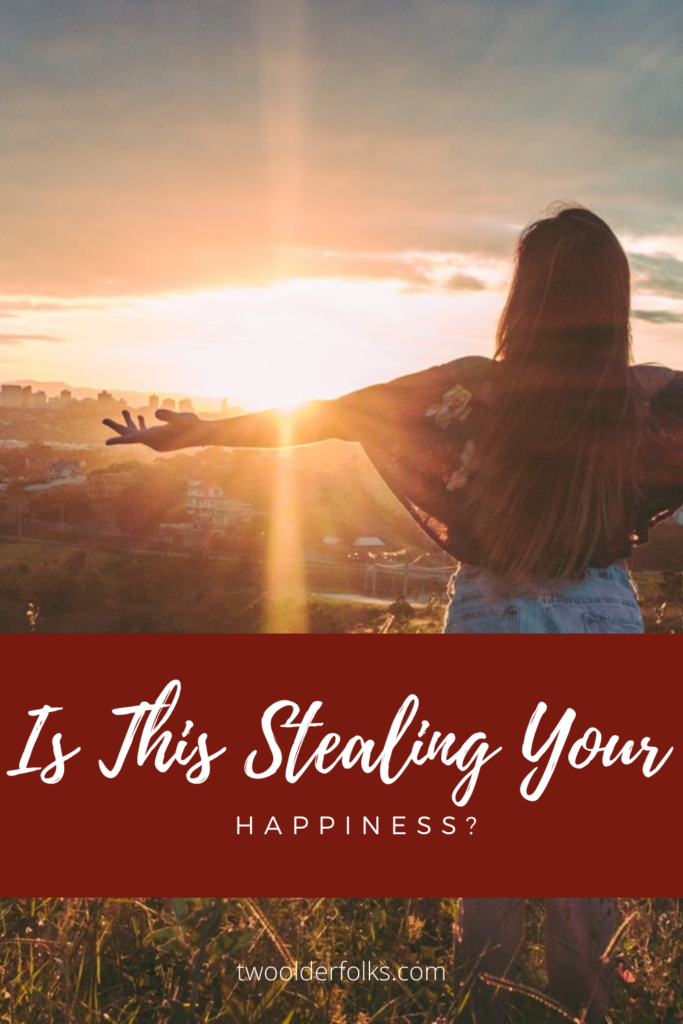 stealing your happiness