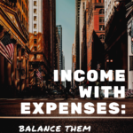 Income with Expenses