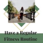 regular fitness