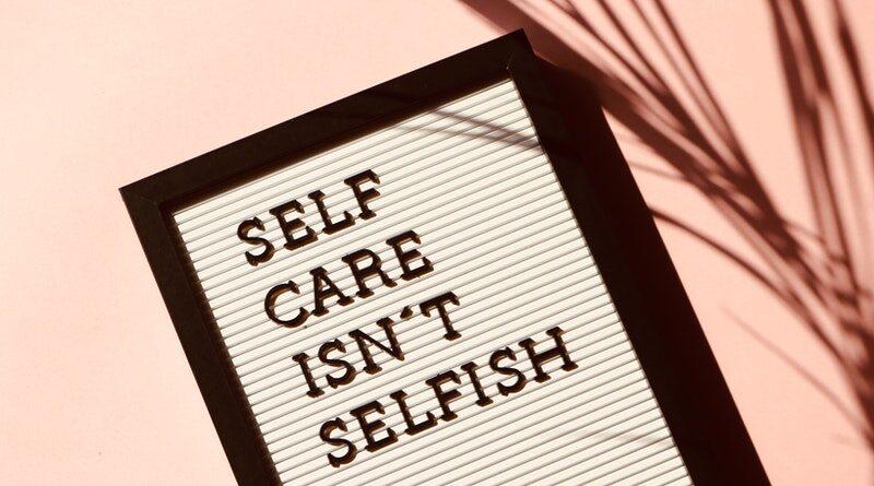 Choice Of Self-Care